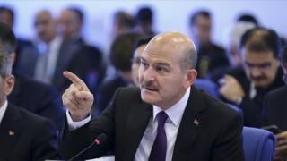 Bakan Soylu: DEAŞ'ın Türkiye suikastçısı yakalanıp tutuklandı