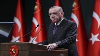 Cumhurbaşkanı Erdoğan : İki kırmızı çizgimiz var