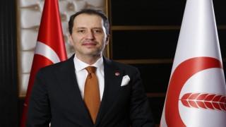 Erbakan'dan Emin Saraç Hoca için taziye mesajı