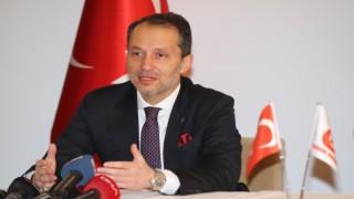 Fatih Erbakan'dan Diyarbakır'da 'fezleke' açıklaması