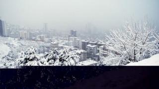 Kar İstanbul'a geri geliyor