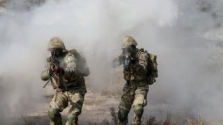 Sızma girişiminde bulunan 2 terörist öldürüldü