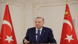 Cumhurbaşkanı Erdoğan: Türkiye en büyük üretim merkezi oluyor