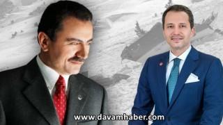 Erbakan, Vefatının Yıldönümünde Muhsin Yazıcıoğlu'nu Andı