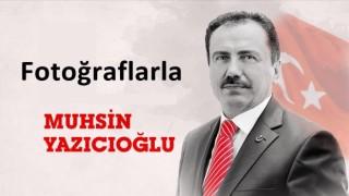 Fotoğraflarla Muhsin Yazıcıoğlu'nun ölümünün 12. yılı