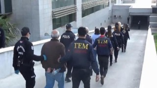 HDP'li milletvekilinin eşi, terör operasyonunda tutuklandı