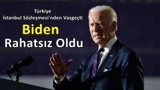 Joe Biden'dan İstanbul Sözleşmesi açıklaması