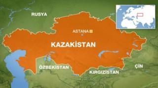 Kazakistan'da askeri uçak düştü, çok sayıda ölü ve yaralılar var