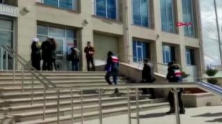 PKK'lı teröristler yakalandı
