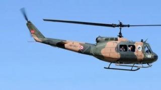 Tatvan'da askeri helikopter düştü: 9 personel şehit oldu