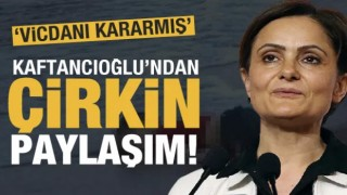 "CHP'li Canan Kaftancıoğlu'ndan skandal ""Aylan bebek"" paylaşımı"