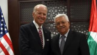 Biden'dan Filistin lideri Abbas'a yazılı mesaj!