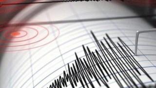 Çanakkale'de deprem meydana geldi