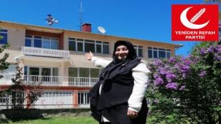 Yeniden Refah Partisi ilk seçiminde kadın adayla boy gösterecek
