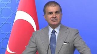 AK Parti'li Ömer Çelik: Provokasyonlara asla fırsat verilmeyecek
