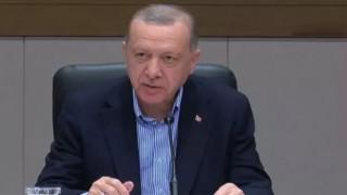 Cumhurbaşkkanı Erdoğan: Sokağa çıkma kısıtlamalarını tümüyle kaldırıyoruz