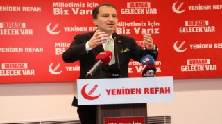 Erbakan'dan 'Sedat Peker' çağrısı: Gereken yapılmalıdır, kamuoyu bunu bekliyor!