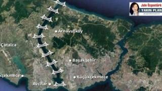 Kanal İstanbul'un tarihi belli oldu