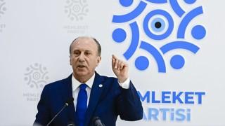 Muharrem İnce: CHP iktidar olursa milletin anasını ağlatır
