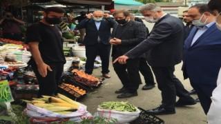 Yeniden Refah Partisi Rize'ye çıkarma yaptı