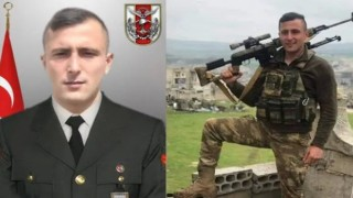 Zeytin Dalı harekat bölgesinde 1 Asker şehit