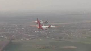 Azerbaycan ve Ukrayna'dan Türkiye'ye destek: Yangınlar için uçak filosu yola çıktı