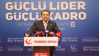 Fatih Erbakan: 'Zorunlu aşı anayasaya ve insan haklarına aykırı'