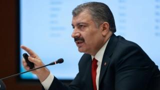 Sağlık Bakanı Koca Yangınlarda can kaybı ve yaralı sayısını açıkladı