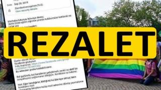 Boğaziçi Üniversitesi'nde İstiklal Marşımızla LGBT propagandası yaptılar