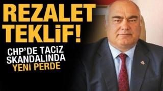 CHP'de taciz rezaletinde yeni detaylar: Para teklif etti, ret gelince tehdit etti