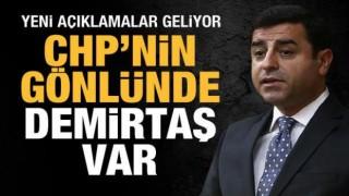 CHP'nin gönlünde Demirtaş mı var?