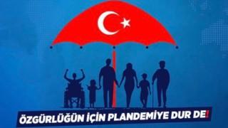 İstanbul'da aşı karşıtlığı mitingine izin verilmedi