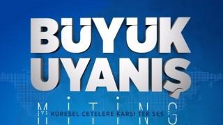 İstanbul'daki mitinge Valilik izin verdi Kaymakamlık izin vermedi