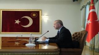 Cumhurbaşkanı Erdoğan'dan G20'de Afganistan önerisi: Başkanlığına da talibiz