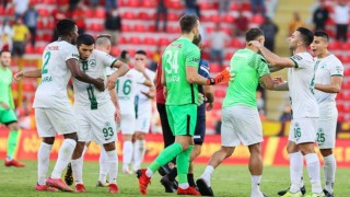 GZT Giresunspor Süper Lig'de siftah yaptı