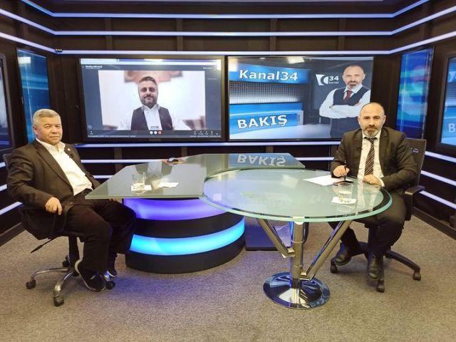 Kanal34 Televizyonu BAKIŞ Programı
