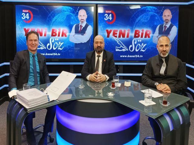 Yeni Bir Söz Programı... Prof. Dr. Serhat FINDIK ve Yeniden Refah Partisi Uzman Klinik Mikdat ERTEM